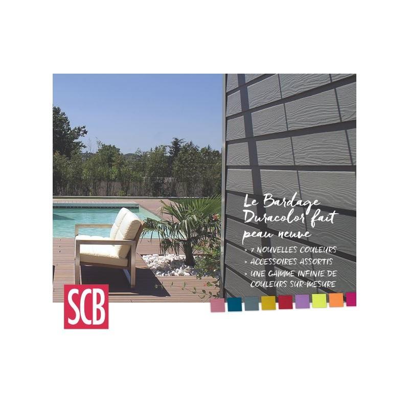 Bardage DURACOLOR par SCB- Documentation