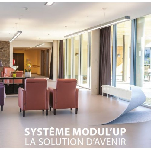 Modul'Up par Forbo Flooring Systems