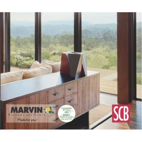 Menuiseries MARVIN par SCB- Documentation