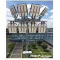 PALMAX 144/225 Projecteur LED DE Puissance ultra fin