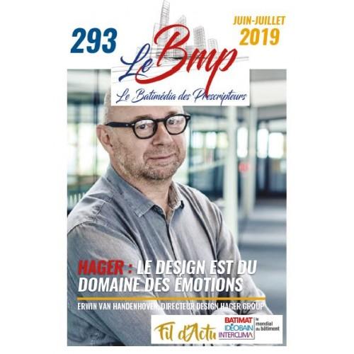 Le Batimédia des prescripteurs Numéro 293 Juin Juillet 2019