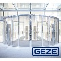 Geze - Gamme cintrées et rondes