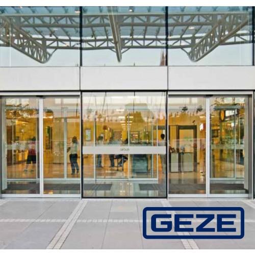 Geze - Portes coulissantes