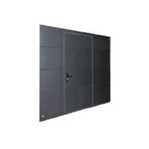 Soprofen-Porte de garage sectionnelle Acier CARSEC PRO