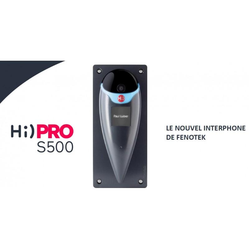 Hi) pro S500 de Fenotek