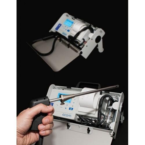 ECOM CL2 - l'analyseur de combustion nouvelle génération