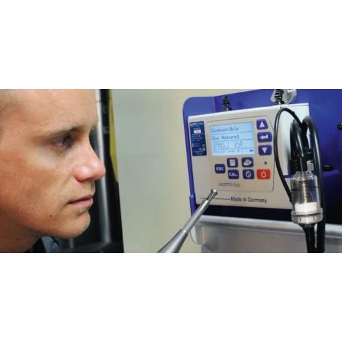 ECOM b.expert la 1ere micro-mallette de combustion