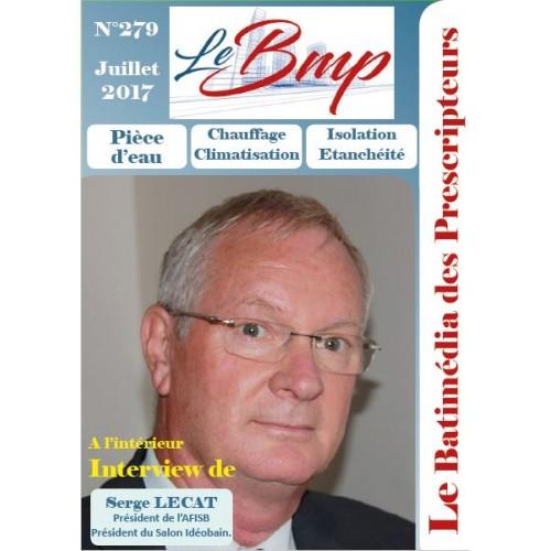 Le Batimédia des prescripteurs Numéro 279 Juillet 2017
