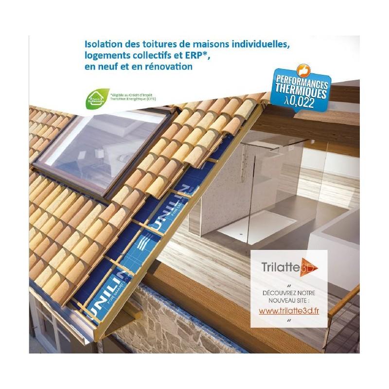 Panneaux toitures Par Unilin