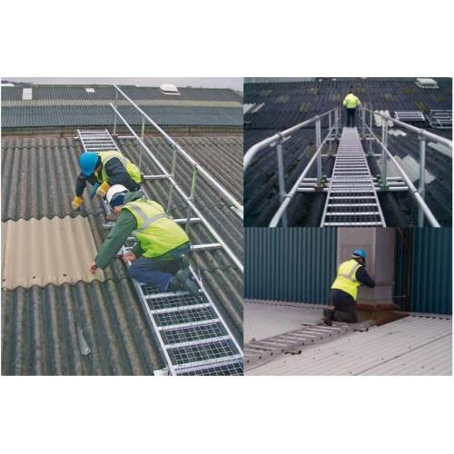 Board-Walk Accès toitures industrielles
