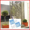 Vision Beton -sculture et panneaux