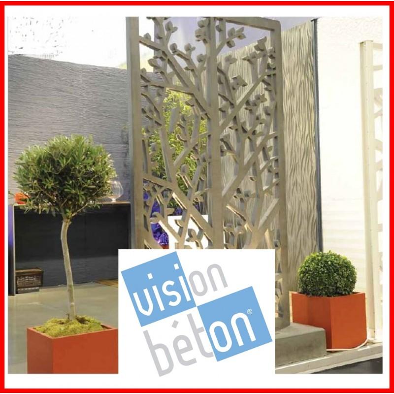 Vision Beton - scultutre et panneaux