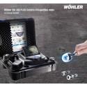 Wöhler VIS 350 PLUS Caméra d'inspection vidéo