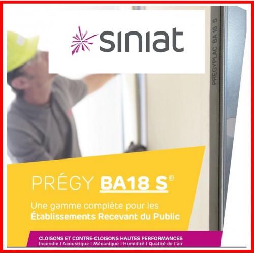 PREGY BA18S par SINIAT