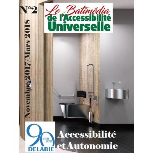 Accessibilité Universelle Numéro 2 Novembre / Mars 2018