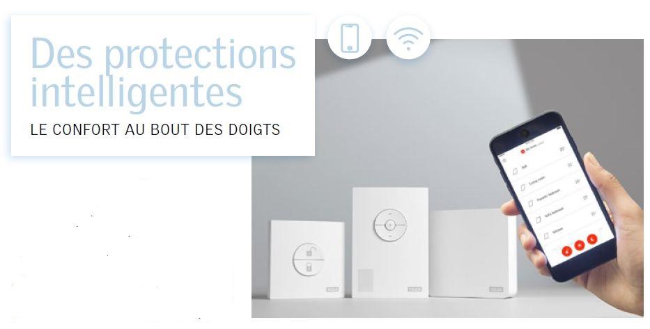 X2 Ruche Capteur de mouvement-Brand New /& Sealed Smart Home N/'importe Quelle Pièce alertes téléphoniques
