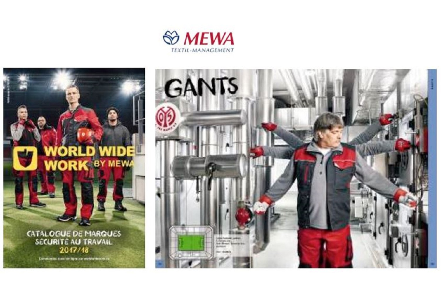 Le nouveau catalogue World Wide Work de Mewa est disponible