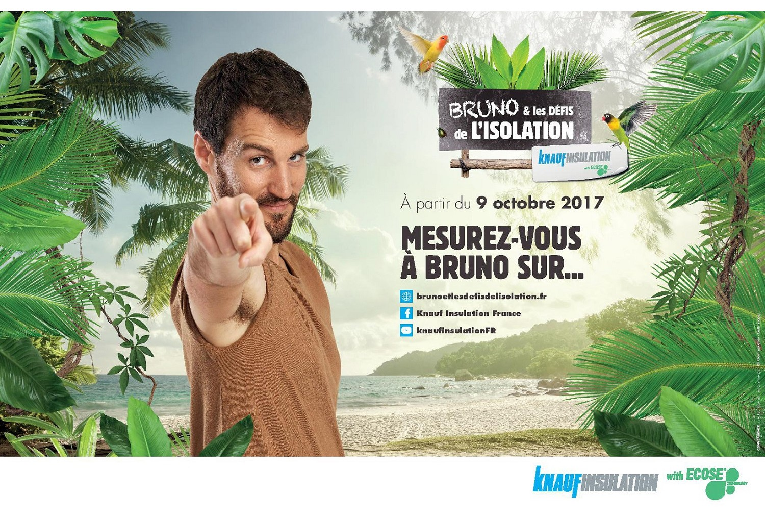 Knauf Insulation lance une campagne de communication digitale !