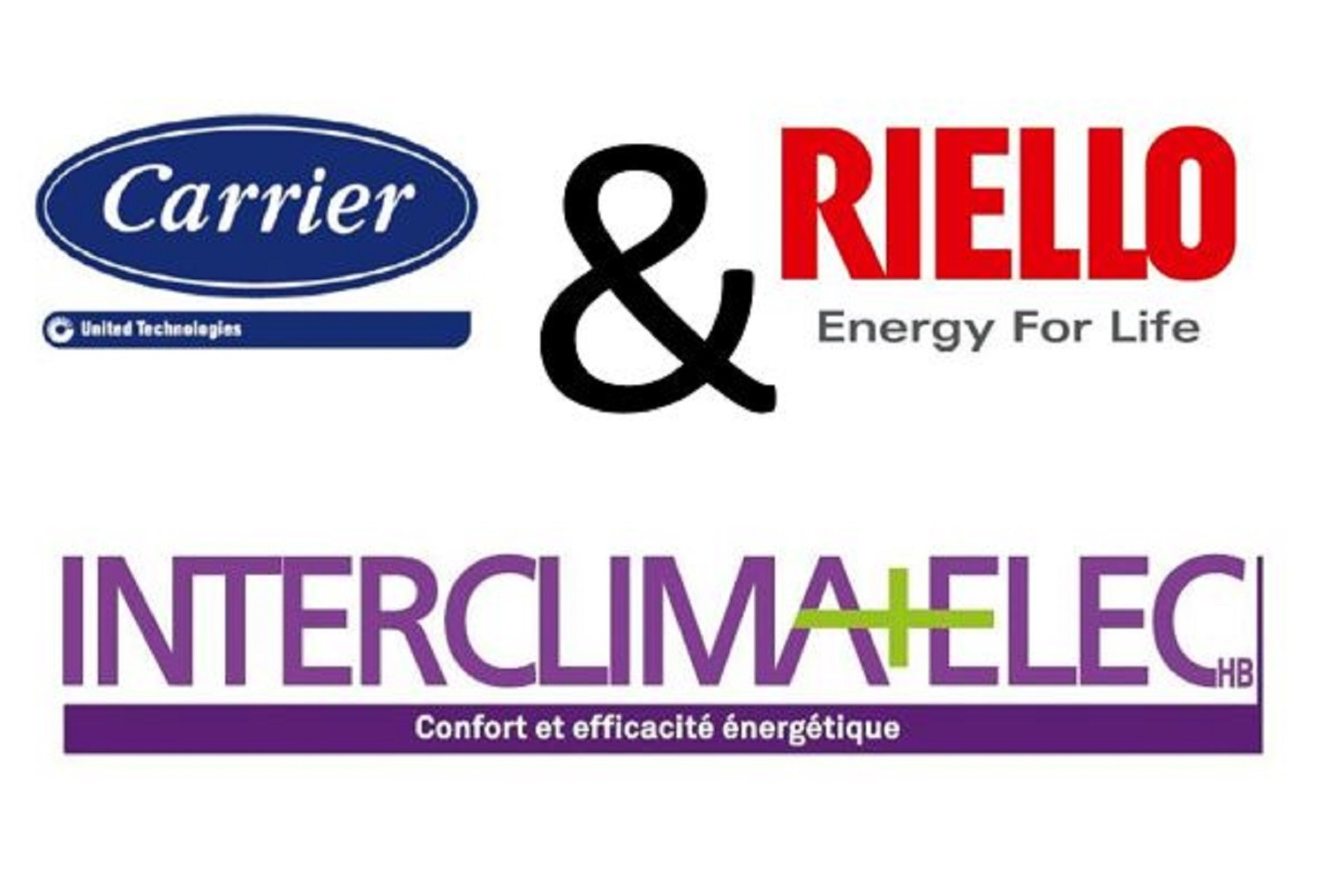 Carrier et Riello présents à Interclima+ElecHB 2017