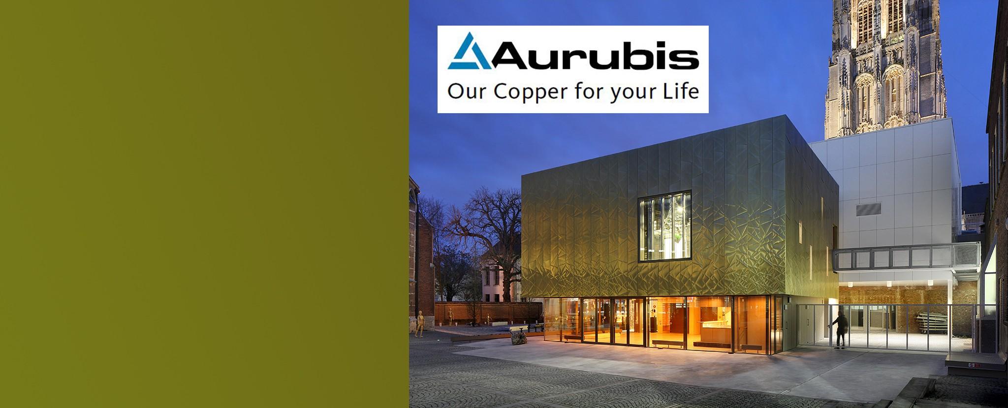 Aurubis est l'un des plus importants groupes producteur de cuivre intégrés. Aurubis est synonyme de processus innovants, de technologie de pointe, d'une protection exemplaire de l'environnement, de reconnaissance de la valeur client et de rentabilité.