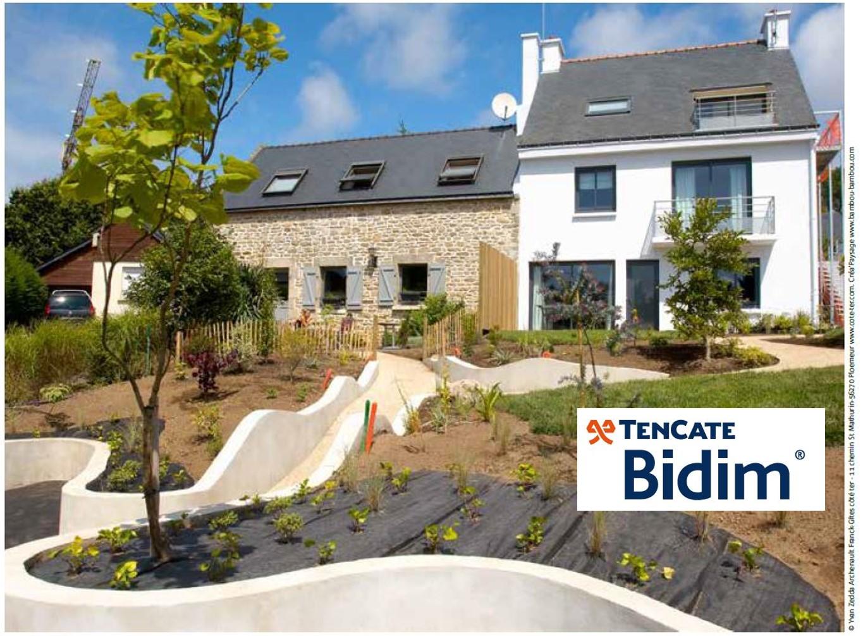 Prix Geotextile Pour Chemin D Accès tencate bidim maison & jardin pour réussir ses aménagements