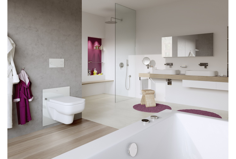 Salle De Bain Famille les solutions viega pour une salle de bain adaptée à tous